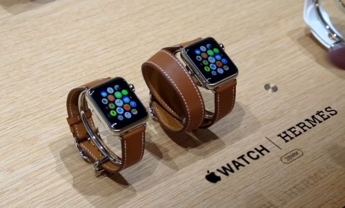 The Apple Watch Hermès Collection Is Coming To Apple's Website