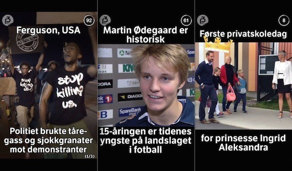 How a Norwegian public radio station is using Snapchat to connect young listeners with news