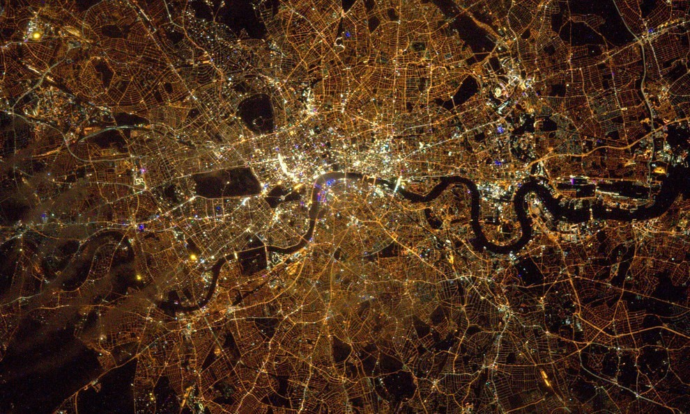 You Should See The Photos Tim Peake Took From Space
