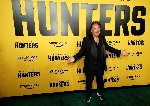 Pacino turns Nazi hunter in TV series debut for Amazon