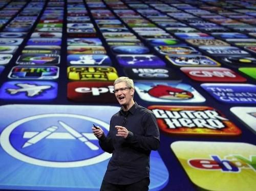 APPLE'S SECRET WEAPON: App Store Sales