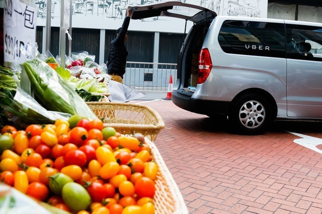 Uber's Latest Experiment Is Uber Cargo, A Logistics Service In Hong Kong