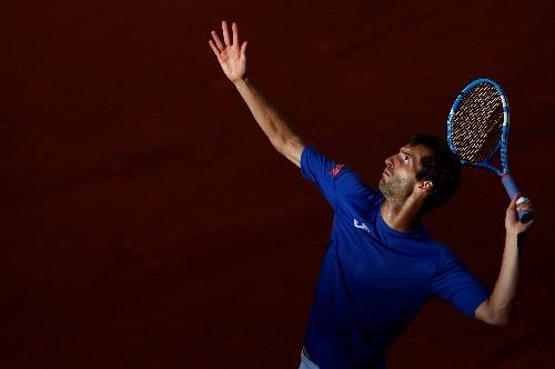 Tennis: Ramos-Vinolas topples Stebe to lift Swiss Open title