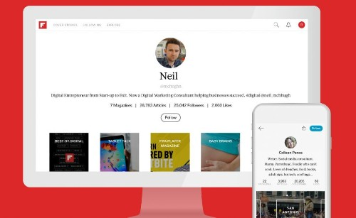 The Blogger's Guide to Getting Started on Flipboard