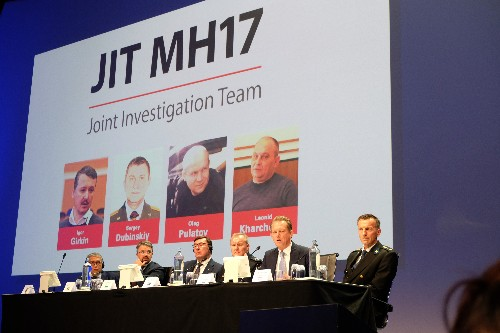 The Latest: Russia: MH17 charges 'absolutely unfounded'