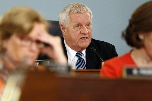 Impeachment another hurdle for Democrat on GOP turf