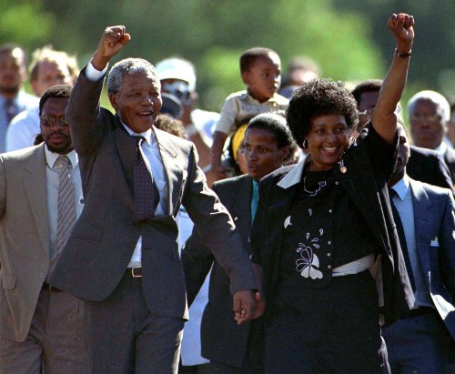 Winnie Mandela: A Life in Pictures