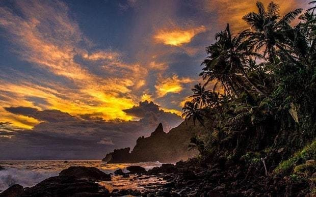 Why will nobody move to Pitcairn, the Pacific island with free land?
