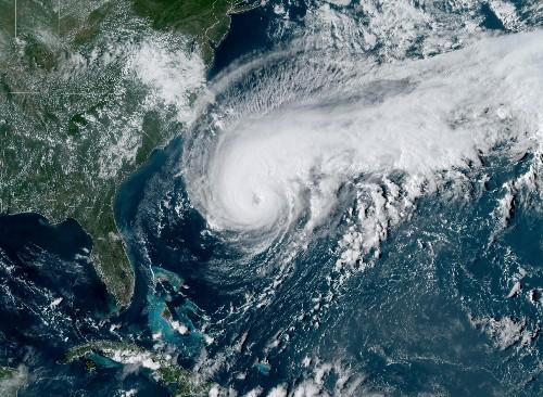 Humberto strengthens into Category 3 hurricane: NHC