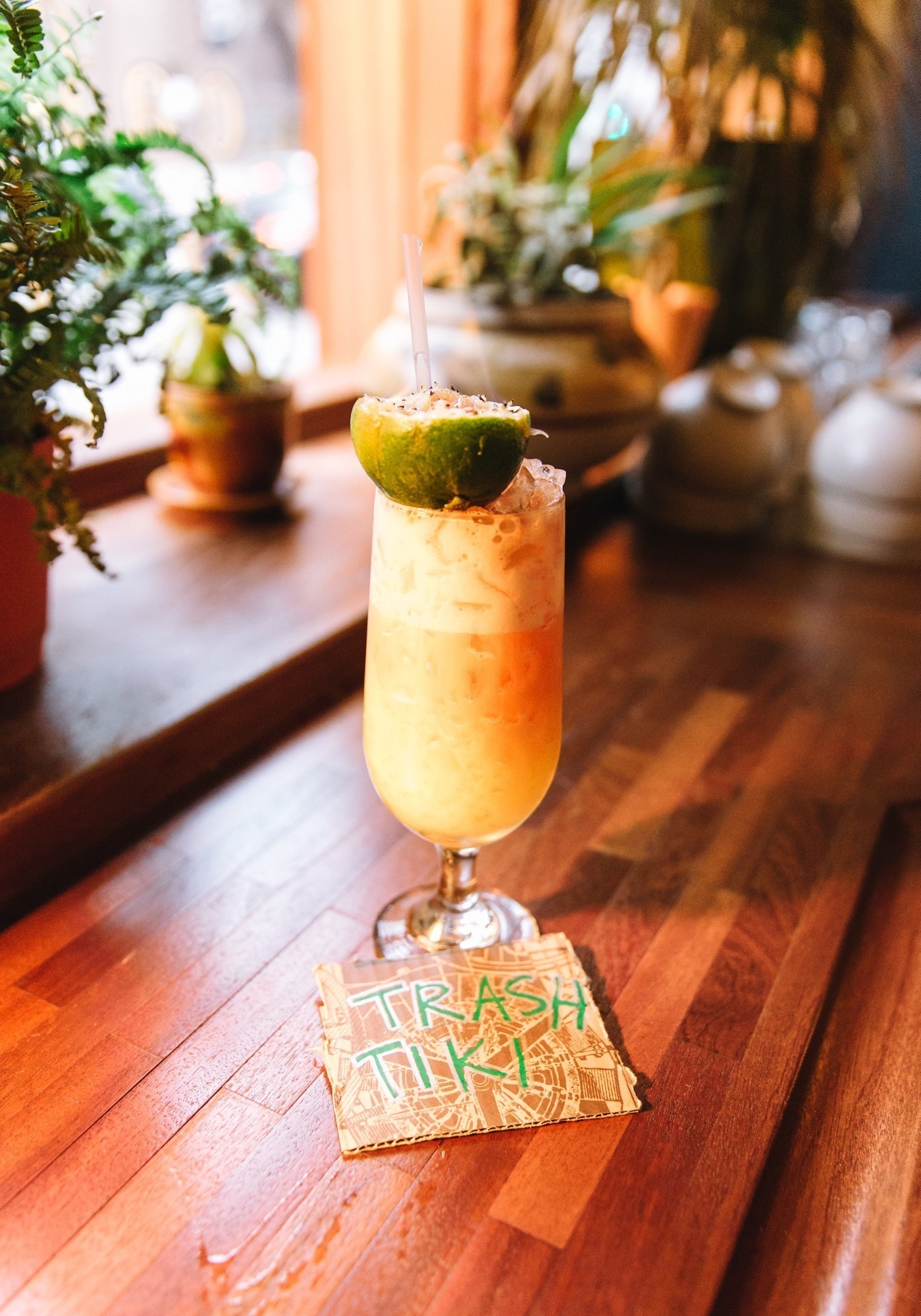 """These """"Trash Cocktails"""" Are Made With Actual Garbage—And Are Delicious"""
