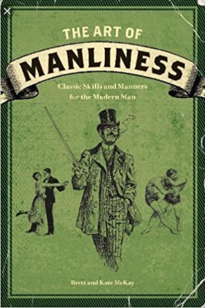 The art of manliness - cover