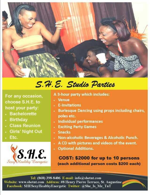 Ladies have you tried #SHE female studio as yet??? Sexy. Healthy. Energetic. #GetFit.