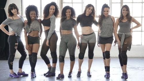Syncopated Ladies: Fierce Feminine Strong