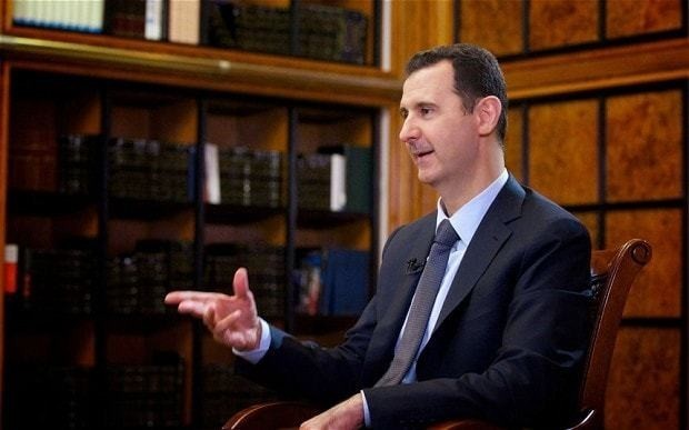 Russia 'open to removal of Syria's Bashar al-Assad'