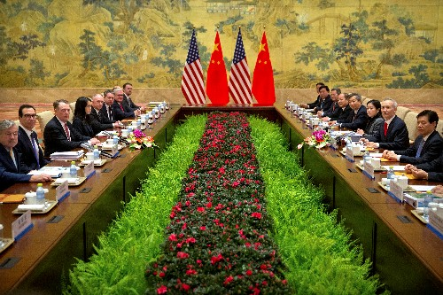 Explainer: What's at stake in U.S.-China trade talks