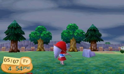 Cool outfit #newleaf