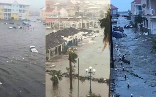 Hurricane Irma's aftermath: Path of destruction in Caribbean and Florida, in pictures