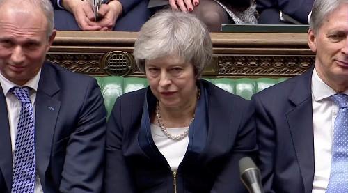 En direct: Après le rejet massif de l'accord sur le Brexit par les députés britanniques