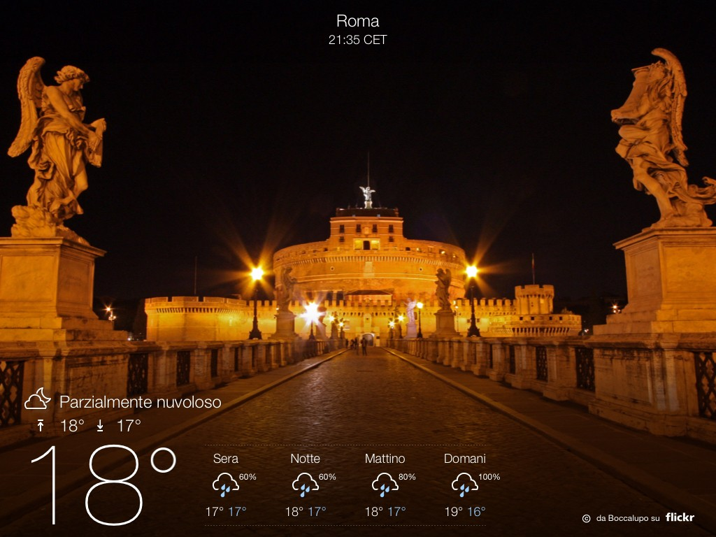 Rome to' day