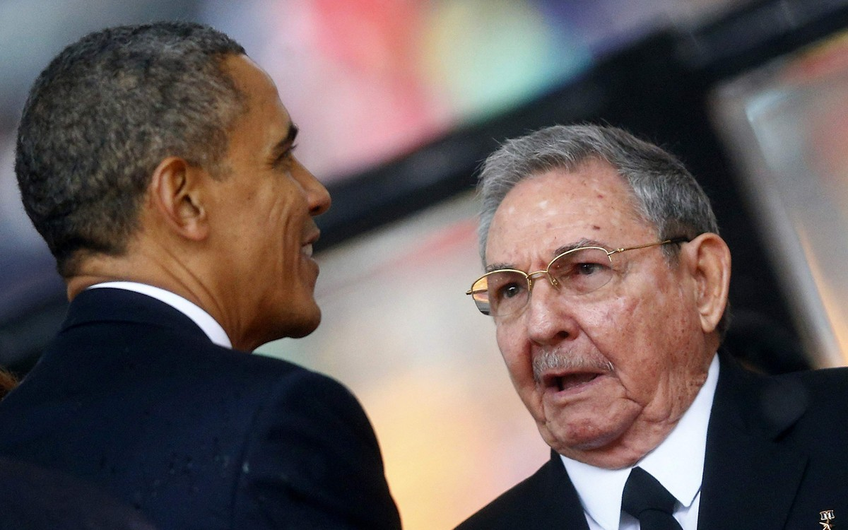 The Week in Review: Thaw in U.S.-Cuba Relations