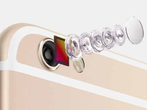 The Camera In Apple's Next iPhone Might Get A Major Upgrade