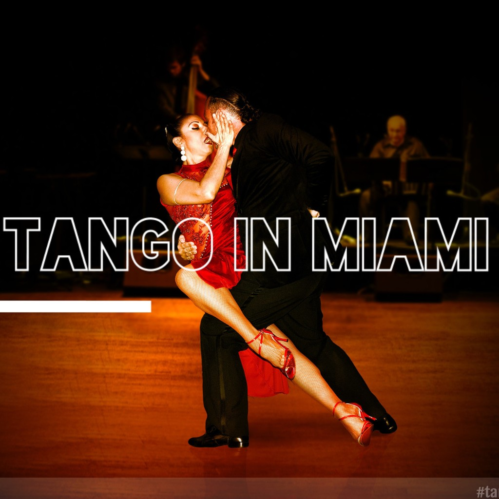 Tango Shoes - Magazine cover