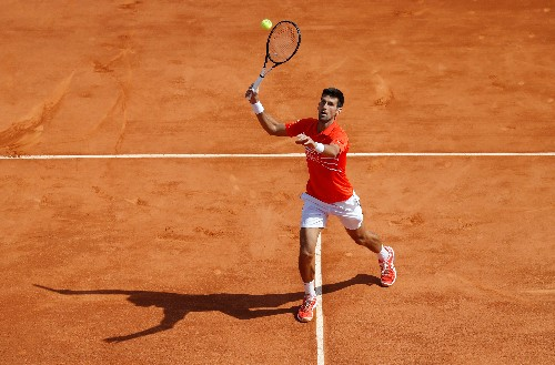 Tennis: Djokovic falls to Medvedev in Monte Carlo, Nadal marches on