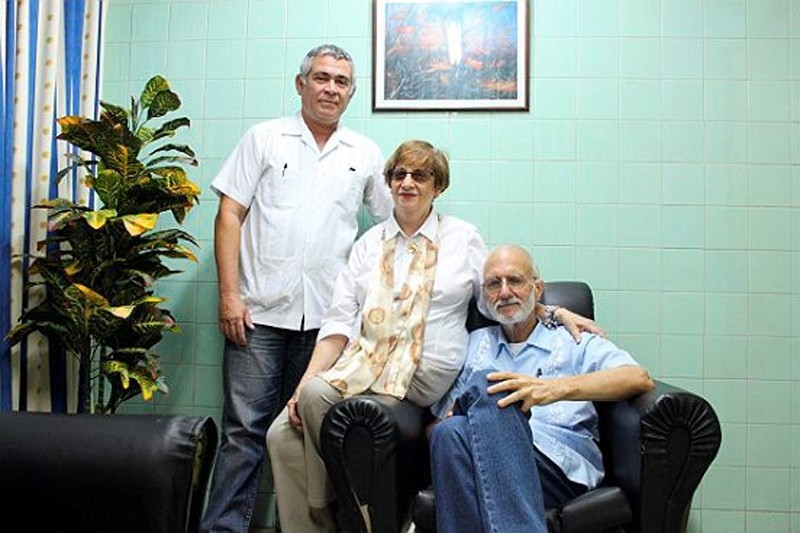 Cuba releases American Alan Gross after five years in prison