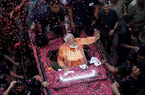India's BJP prepares return to power as exit polls predict clear win - sources