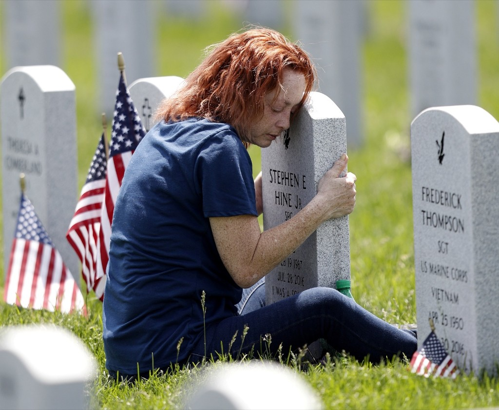 A Memorial Day Like No Other: Pictures