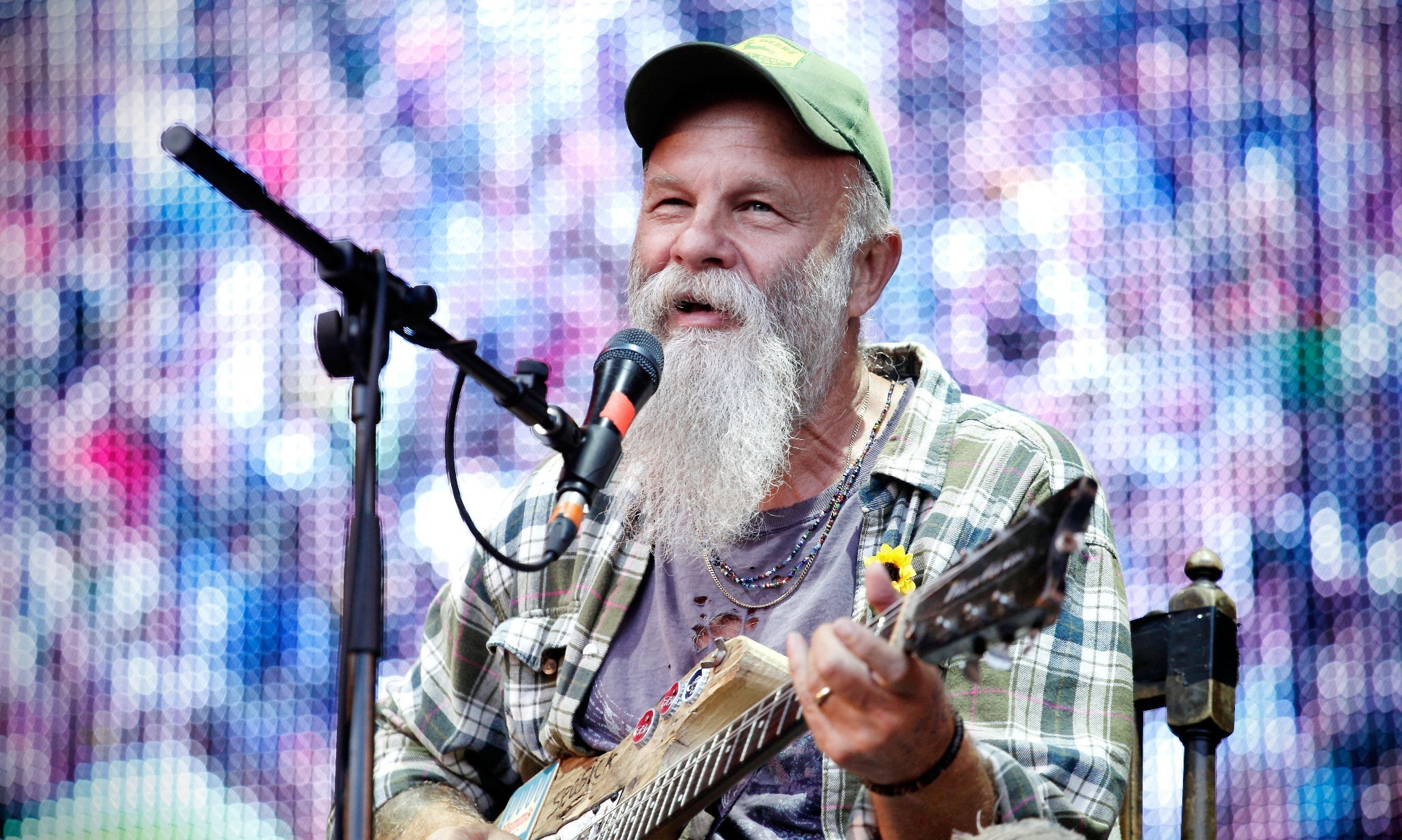 How Seasick Steve turned out to be Session Man Steve