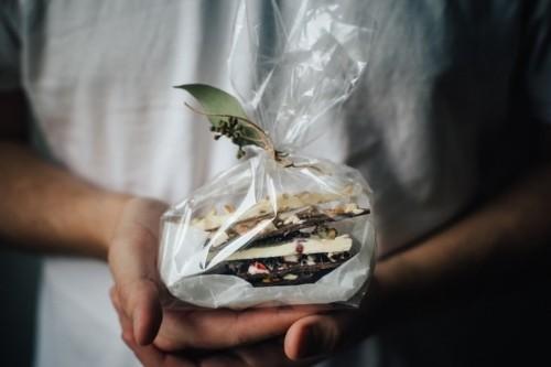 A Simple Edible Gift: Chocolate Bark 3 Ways