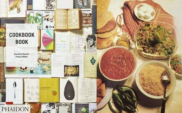 The ultimate cookbook for culinary fanatics