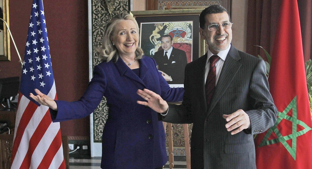 Inside the Clintons' Moroccan money 'mess'