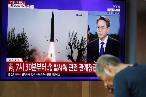 Corea del Nord lancia missili, condanna esercitazioni militari Usa-Corea del Sud