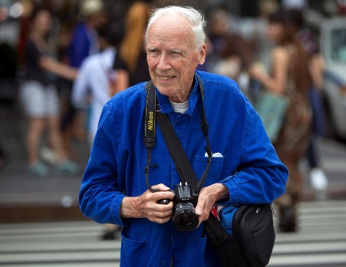 Bill Cunningham: A Life of Pictures