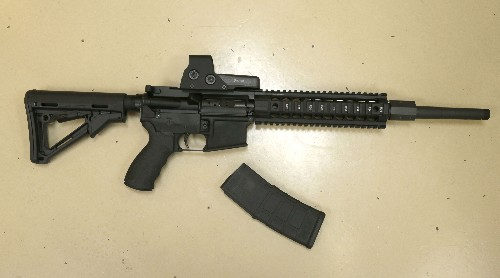 Lawsuit challenges California's assault weapons ban