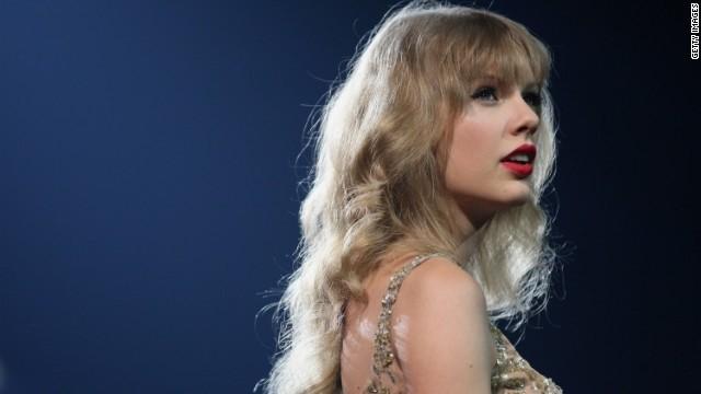 5 reasons you love Taylor Swift