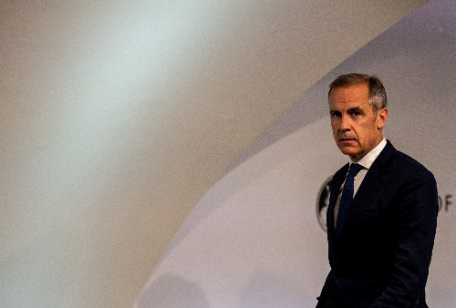 Bank of England's Carney to speak at Fed event on Friday