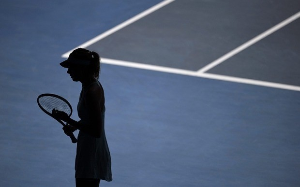 Tarnishing of global superstar Maria Sharapova is a hammer blow for the women's game