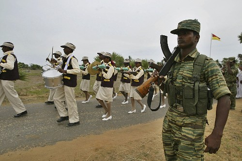 Sri Lanka, like world, again sees scourge of suicide bombing