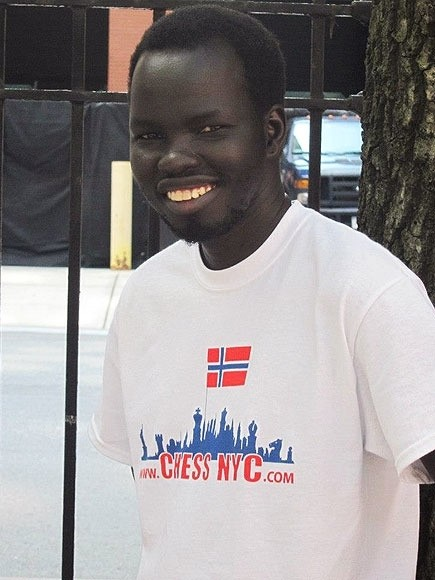 This Lost Boy of Sudan Has Finally Found His Home – Teaching Chess