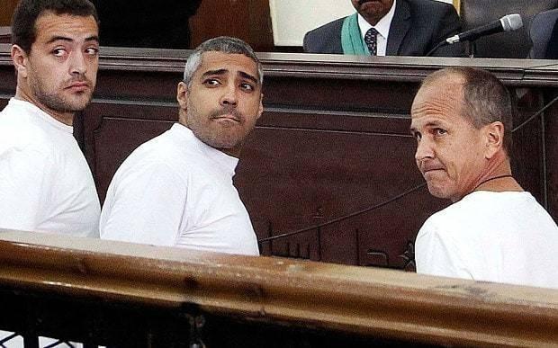 Al Jazeera journalists released on bail by Egyptian court