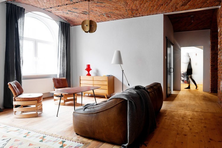 Articles about these days warehouse turned loft poland stores stockpile cool vintage furniture on Dwell.com - Dwell