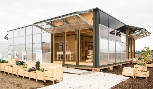 These solar-powered homes push the limits of sustainable living