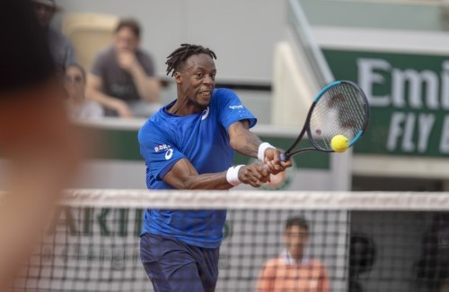Monfils hails girlfriend Svitolina as new French clash looms