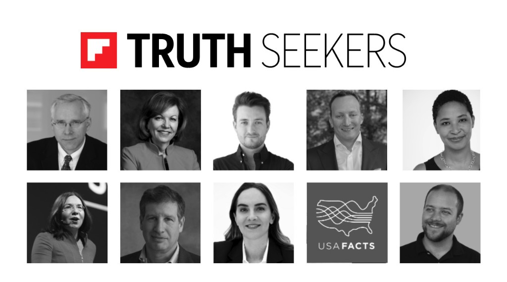 Truth Seekers: Post-election Facts and Insights