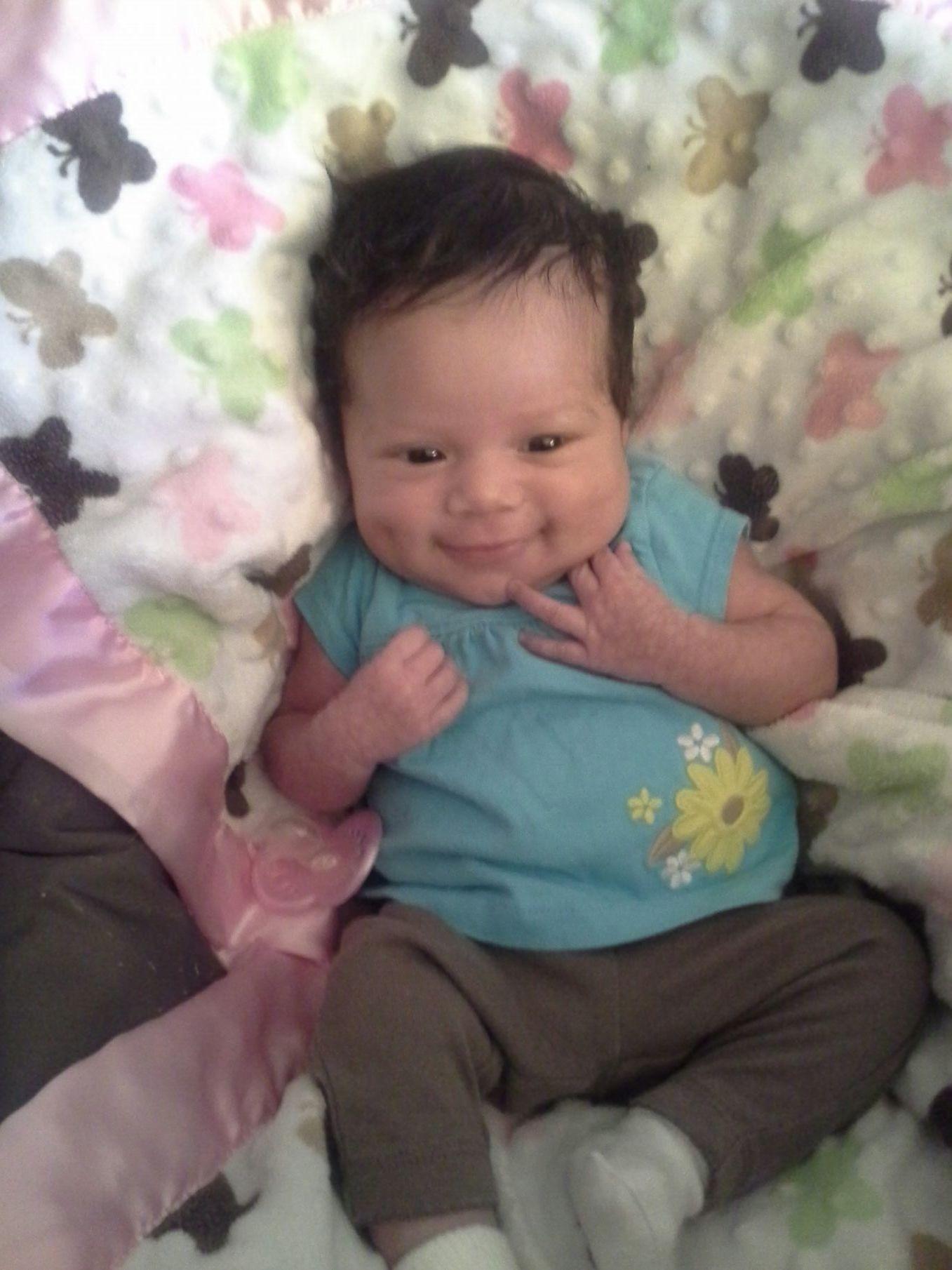 My baby cousin :)