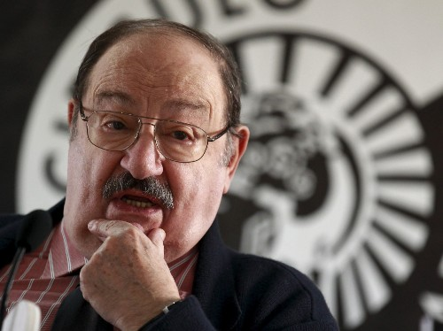 Umberto Eco: A Life in Pictures