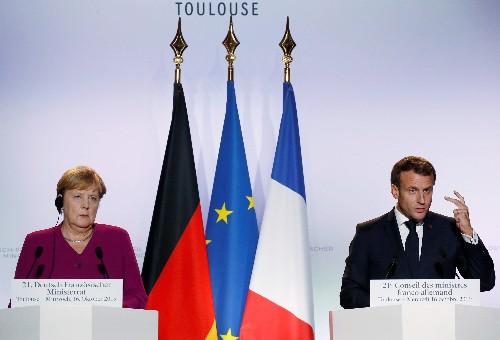 Deutschland und Frankreich einigen sich bei Rüstungsexporten